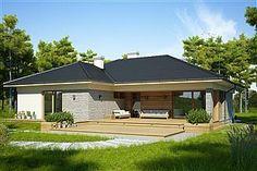 Projekt domu Nela V 137,4 m2 - koszt budowy - EXTRADOM
