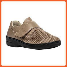 b Black Bootie Style Velcro Closure Womens Shoes Propet Size 11 M