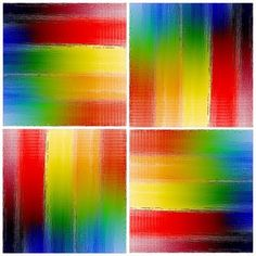 Expressive-Impressive: 101-colorful Abstract art