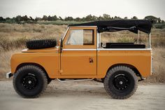 1971 Land Rover Series 2A By Cool and Vintage9