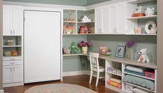 Closet Works   Chicago Home Office Storage Cabinets | GUEST ROOM |  Pinterest | Storage Cabinets, Storage Ideas And Office Storage Ideas