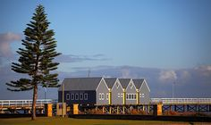 Busselton Jetty is the longest wooden jetty/pier in the southern hemisphere, stretching almost 2 km out to sea from the town of Busselton, Western Australia.