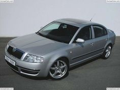 ABT Skoda Superb (2002)