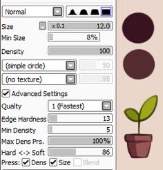 How to make your lineart SMOOTH by Riuuzu on DeviantArt