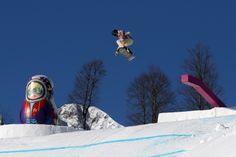 Shaun White #shaunwhite #snowboarding #sochi
