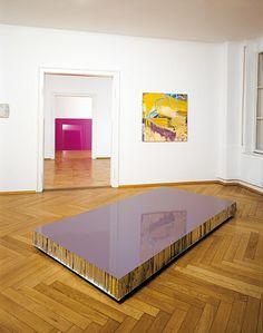 adrian schiess Art Installations, Installation Art, Contemporary Art, Sculpture, History, Color, Home Decor, Artists, Drinkware