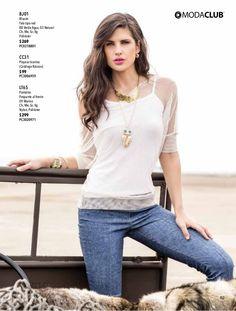 Catalogo de Linea Primavera Verano 2014 Moda Club (mayrin villanueva)