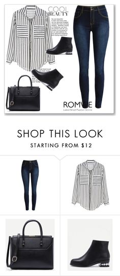 """Romwe 6"" by emina-turic ❤ liked on Polyvore"