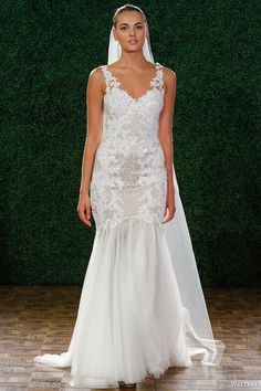 Watters Spring 2015 Wedding Ceremony Dresses | Pinkula