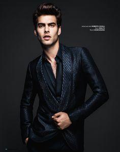 Fashion Served JON KORTAJARENA for APOLLO NOVO  by Anthony Meyer