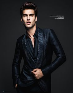 Fashion Served JON KORTAJARENA for APOLLO NOVO  by Anthony Meyer
