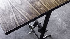 <> Adler Table   Ohio Design