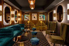 Disrepute Soho Bar Soho Bars, Berber, Lounge Decor, Lounge Design, Lounge  Ideas