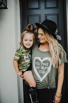 You make my heart sing, wild thing, mini van, mom van , Mom life, mom brain, mother Hood, mom quotes, motherhood, mom fashion, graphic tees, quotes about being a mom, momtographer, mamarazzi Mommy And Me Outfits, Simple Outfits, Mom Brain, Boho Boutique, Stylish Maternity, Funny Tees, Comfortable Outfits, Mom Style, Graphic Tees