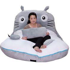 Totoro seat cushion