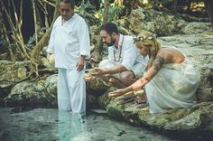 #wunderschoenesPaar #Hochzeit #Mexiko #cenote #RivieraMaya #Mexiko2017