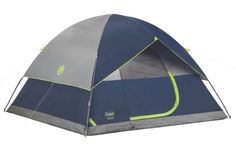 Get Free Delivery on Coleman Sundome 6 Person Dome Tent - Huge Range of Camping Tents at Australia's Best Online Camping Store Best Tents For Camping, Cool Tents, Camping Gear, Camping Hacks, Indoor Camping, Camping Cabins, Camping Trailers, Rv Campers, Campsite