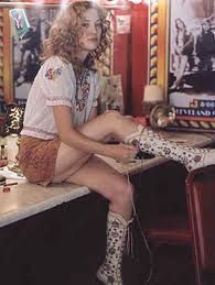 I would kill to have boots that look anything close to these. In general, I love the character Penny Lane's fashion in the movie Almost Famous.