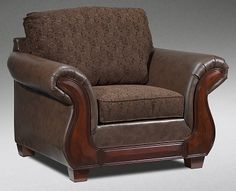 Apache Upholstery Chair - Leon's