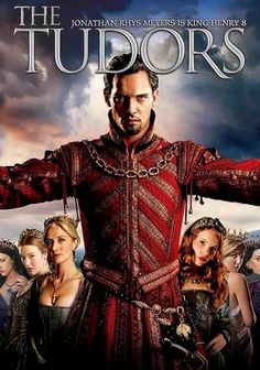 The Tudors (2007) All the splendor, romance, intrigue and scandal of England's 16th-century royal court come dramatically to life in this lushly adorned series that follows the reign of notorious Tudor monarch Henry VIII (Jonathan Rhys Meyers). Whether it's steering the fate of his country or bedding his most recent mistress, the charismatic king often lets his passions rule, making for one of the most tumultuous periods in the history of the throne.