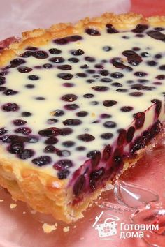Blueberry Cookies - the Blueberry Cookies - the Baking Recipes, Cake Recipes, Dessert Recipes, Sweet Pastries, Sweet Pie, Russian Recipes, Love Food, Sweet Recipes, Food And Drink