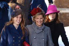 Royal Family Christmas Celebrations | Pictures | POPSUGAR Celebrity UK