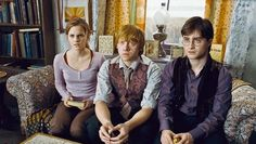 """J.K. Rowling: """"Hermione doveva sposare Harry Potter, non Ron"""""""