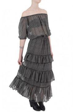 #isabelmarant Adella Dress $1590.00- new for spring 2014!
