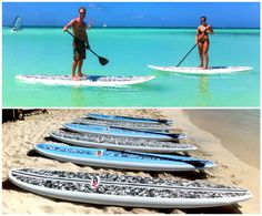 Stand Up Paddle Aruba | Paddle Board Lessons & Rentals in Aruba!