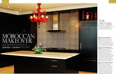 Cute And Cozy Cute And Cozy Moroccan Backsplash Kitchen Backsplash Tile | The Official Zellij Gallery Blog