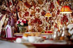 Merci La Grande Maison de Joël Robuchon et Bernard Magrez and Frederique Fournier ! Beautiful hotel covered in Pierre Frey fabrics & rugs and delicious restaurant in the wonderful region of Bordeaux.