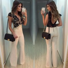 mimo Classy Outfits, Cool Outfits, Summer Outfits, Look Fashion, Fashion Outfits, Womens Fashion, Fashion Vestidos, Semi Formal Outfits, Coats For Women
