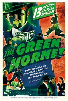 The Green Hornet (Universal, 1939)