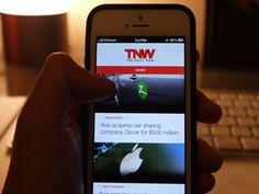 The Next Web ios App Concept by Regy Perlera