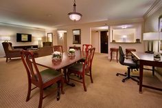 One of our Parlor Rooms that are great for overnight groups! Madison, Wisconsin Hotel.