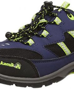 Kamik-Rambler2-Unisex-Kinder-Derby-Schnrhalbschuhe-0-4