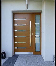 Jasa Pembuatan Kusen Pintu Rumah Minimalis Murah - Jual Meubel - Lilly is Love House Main Door Design, Flush Door Design, Wooden Main Door Design, Room Door Design, Garage Door Design, Door Design Interior, Home Interior, Interior Doors, Modern Interior