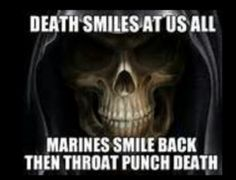 Gotta smile at this for some reason Military Quotes, Military Humor, Military Life, Marine Quotes, Usmc Quotes, Marine Love, Once A Marine, Marine Corps Humor, Us Marine Corps