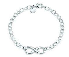 Pulseira Tiffany Infinity bracelet #Pulseira #Tiffany