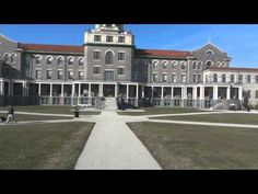 Flyover of Immaculata University Campus