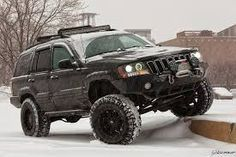 Jeep Grand Cherokee WJ - 2001 Jeep Grand Cherokee Limited WJ MOAB Tested and Approved