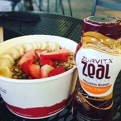 Start your day properly with zeal!! Get your zeal at the link in bio! #zealforlife #changinglives #zurvita #glutenfree #allnatural #vegan #fitness #lupus #fibromyalgia #diabetes #arthritis #health #crohns #energy #nutrition #weightloss #entrepreneur #business #underarmour #nfl #sports #nurse #cheflife #culinary #paleo #doctor #doctorapproved #breakfast #mma by zealwright