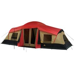 Ozark Trail XL Camping Tent, x - - The tent that my BFF just ordered for camping. Best Tents For Camping, Camping Life, Tent Camping, Outdoor Camping, Outdoor Gear, Camping Ideas, Outdoor Fun, Camping Stuff, Camping Mattress