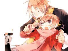Kagura y Kamui :3