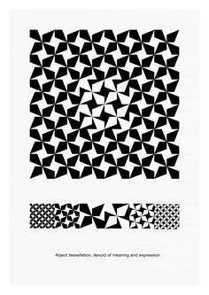 Abject Tessellation 001 by MartinIsaac