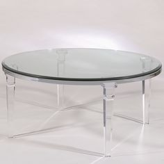 100+ Round Lucite Coffee Table - Best Paint for Furniture Check more at http://livelylighting.com/round-lucite-coffee-table/