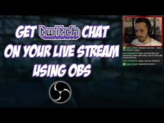 How To Setup CLR Browser, Pop Ups, Donations and Twitch Chat for Streaming With OBS - YouTube