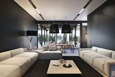 YT 9 House Visualized by Igor Sirotov Architect - CAANdesign | Architecture and home design blog
