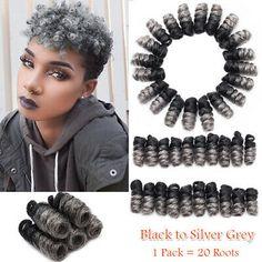 Kanekalon Braids Jamaican Bounce Curly Short Spring Twist Loops Crochet Hair LCY   eBay Short Curly Crochet Hair, Short Crochet Braids, Short Braids, Curly Short, Dread Braids, Afro Braids, Dreads, Crochet Hair Extensions, Braid In Hair Extensions