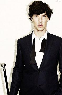 Benedict Cumberbatch GQ Magazine